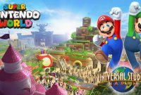 Un parc d'attractions Super Nintendo World ouvrira ses portes au Japon pour 2020