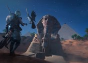 On a joué à Assassin's Creed Origins : beau et dépaysant, mais l'ombre d'un sous-Witcher plane