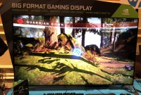 On a vu le premier Big Format Gaming Display par HP : sacrifier l'élégance...