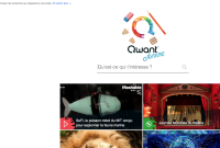 Qwant Junior se décline en application mobile