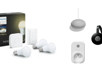 Le Bon Plan du Jour : pack Philips Hue + Google Home Mini +...