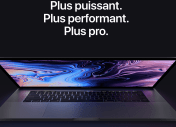 Surprise : Apple met à jour ses MacBook Pro avec Touch Bar