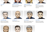 Les big boss d'Apple en version emoji, rigolos ou flippants ?