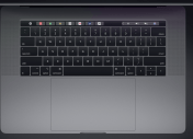 Apple songe à faire disparaître le trackpad du MacBook