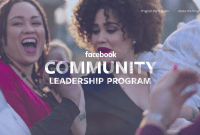Facebook donne un million d'euros aux fondateurs des groupes Wanted Community