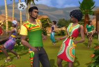 tension datant Sims en ligne