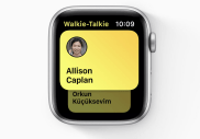 Apple désactive la fonctionnalité talkie-walkie de l'Apple Watch à cause d'une faille