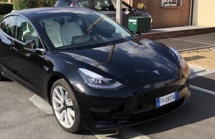 On a testé la Tesla Model 3 sur tout un week-end : la distance...