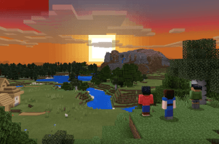 Enfin, la version PS4 de Minecraft accueille le cross-play