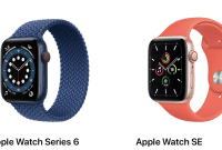Apple Watch Series 6 vs Apple Watch SE : quelle montre connectée choisir ?