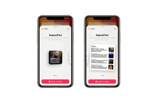 iOS 14 : comment avoir des widgets plus grands sur son iPhone