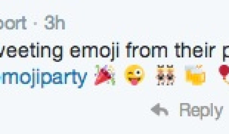 Comment Tweeter Des Emojis Dans Twitter