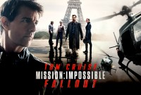 Concours : 5 Blu-ray du film Mission Impossible Fallout à gagner